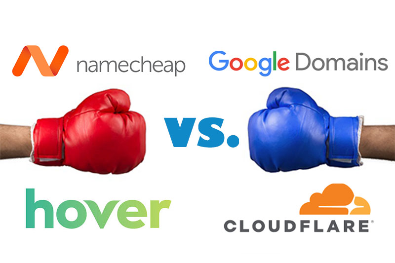 4 Best Domain Registrars of 2019: Namecheap Cloudflare Google Sites and Hover